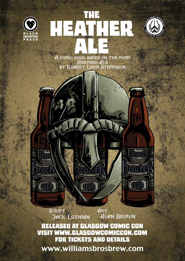 The Heather Ale Teaser Poster