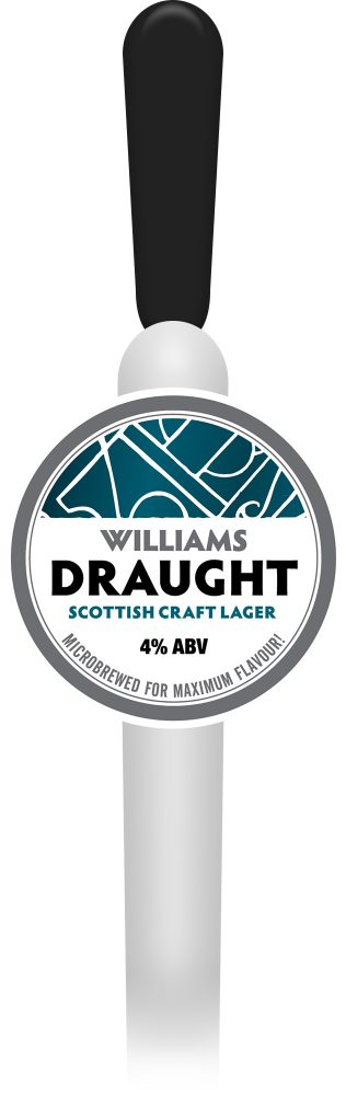 Williams Draught (Keg)